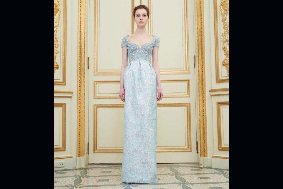 Rami Al Ali showcases 2016 Couture Collection at Paris Fashion Week