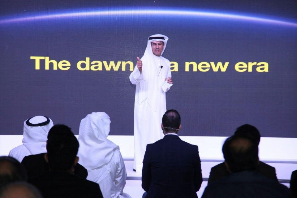 Alabbar says Noon to focus on fashion to drive $70bn sales target