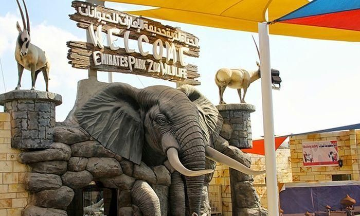 Emirates Park Zoo opens extension as part of major revamp