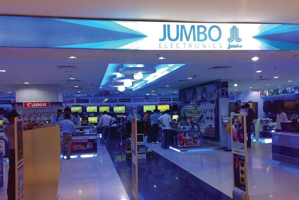 UAE retailer Jumbo Electronics says to pull out of India
