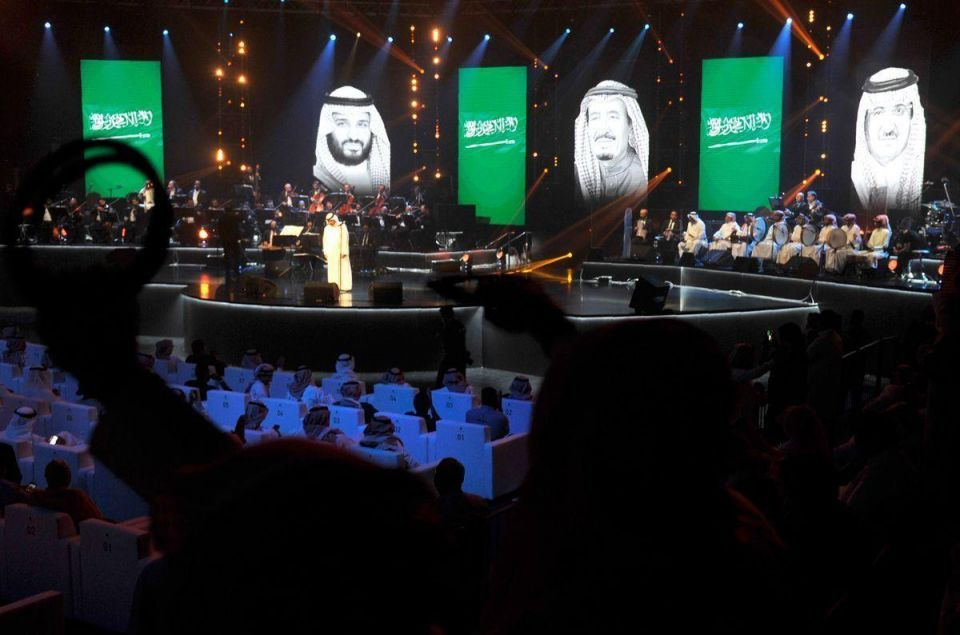 Music makes a comeback in Saudi Arabia with first concert in seven years