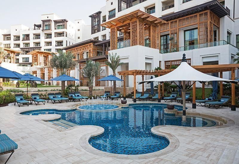 In pictures: Inside Dubai's Jumeirah Al Naseem