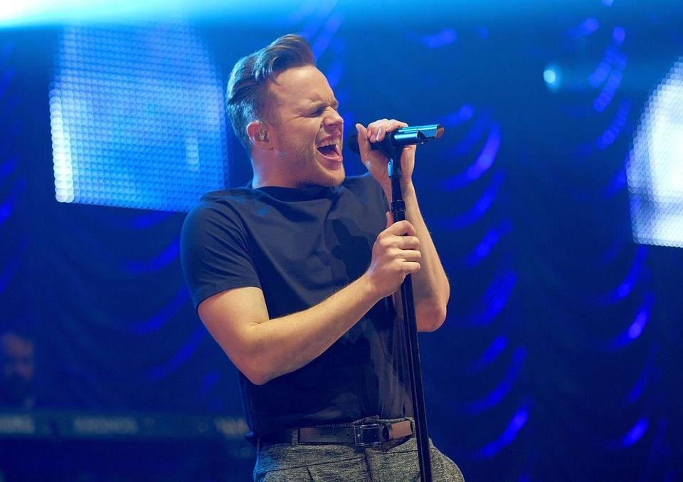 British singer Olly Murs to play at Yas Island