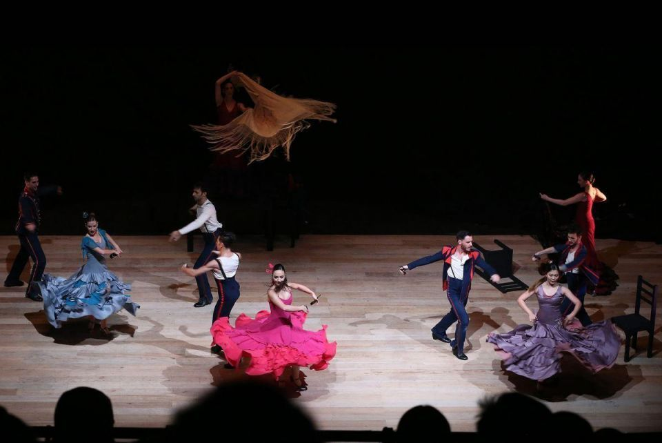 In pictures: Spanish flamenco band 'Aida Gomez' performs in Kuwait
