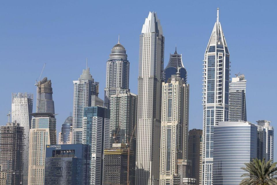 Dubai attracts hundreds of new investment projects