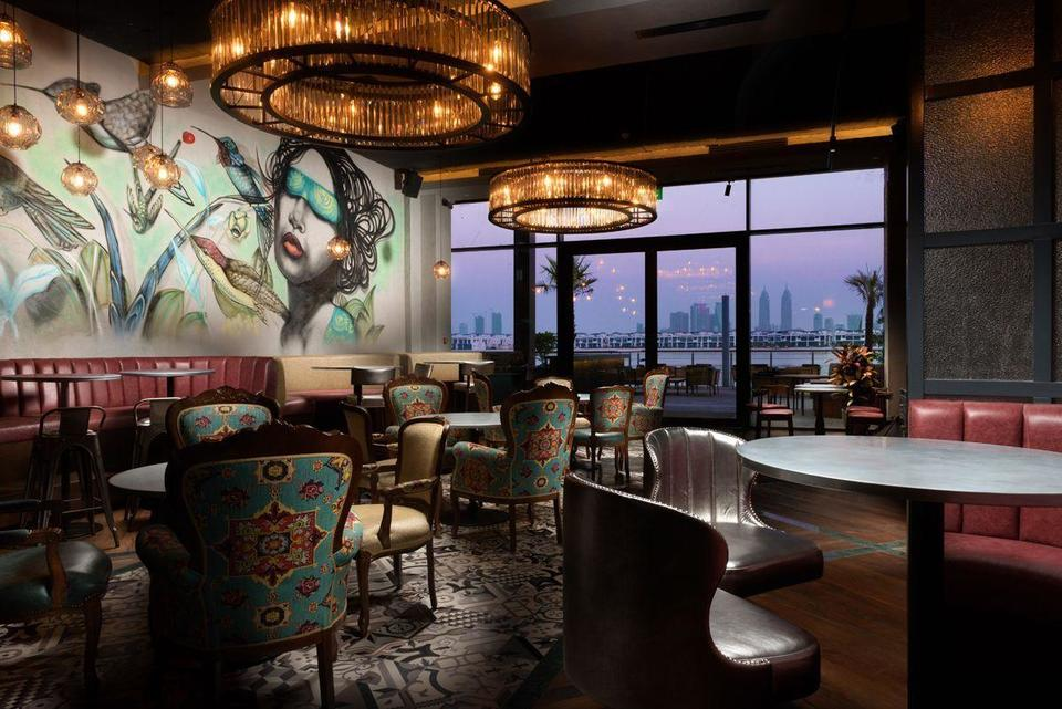 The celebration brunch: Aji, Club Vista Mare