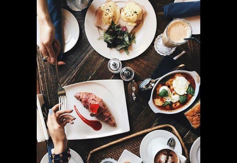 Where to get your power breakfast in Dubai
