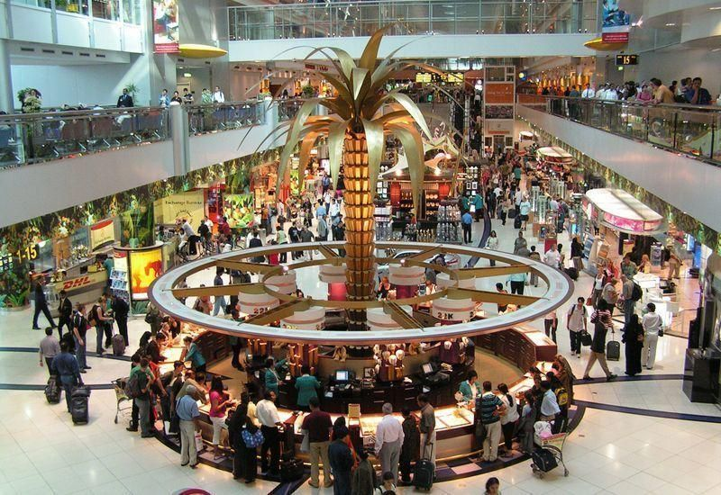 Passenger traffic at DXB up 7.4% in Q1