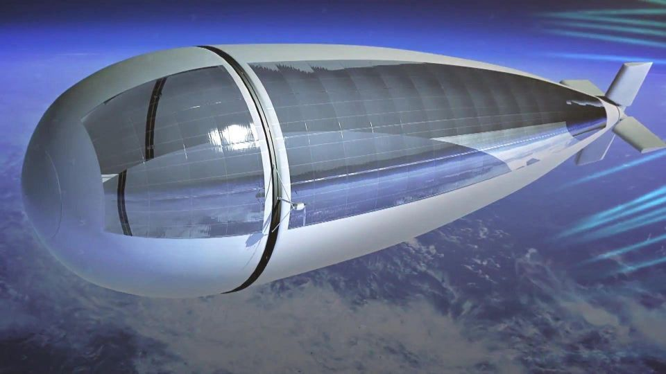 Masdar Institute inks deal to work on Stratobus airship project