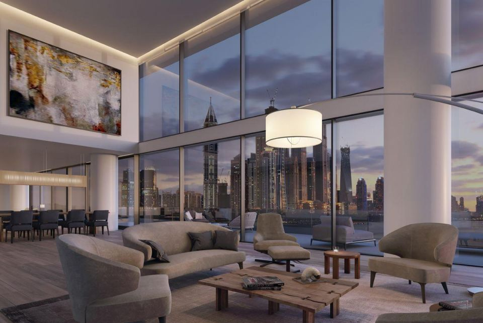 In pictures: First look inside SOMA-designed One Palm development