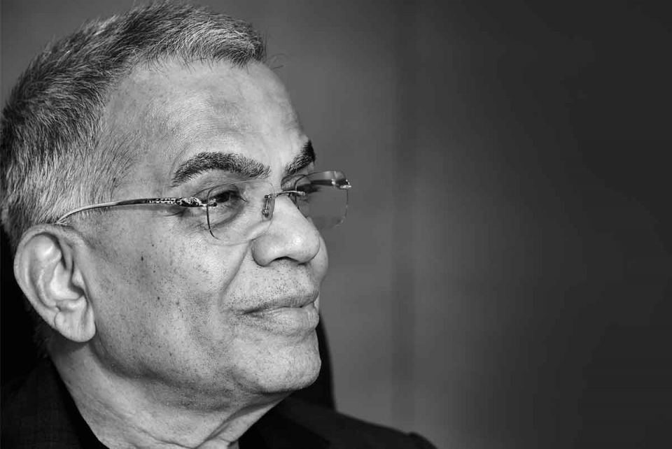 Planning ahead: Sobha Group founder PNC Menon