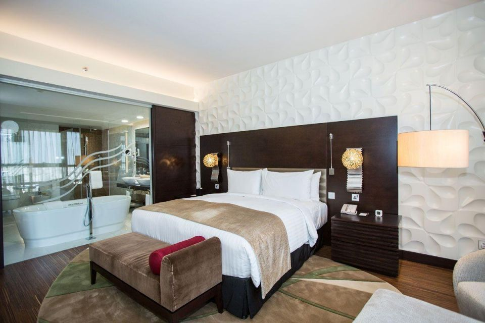 In pictures: First look at Marriott Hotel Al Forsan