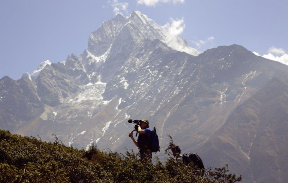 Two more climbers die reaching summit of Mount Everest