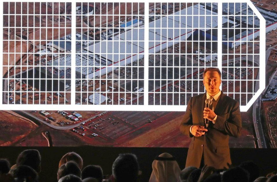 In pictures: Elon Musk launches Tesla Model S and Model X in the UAE