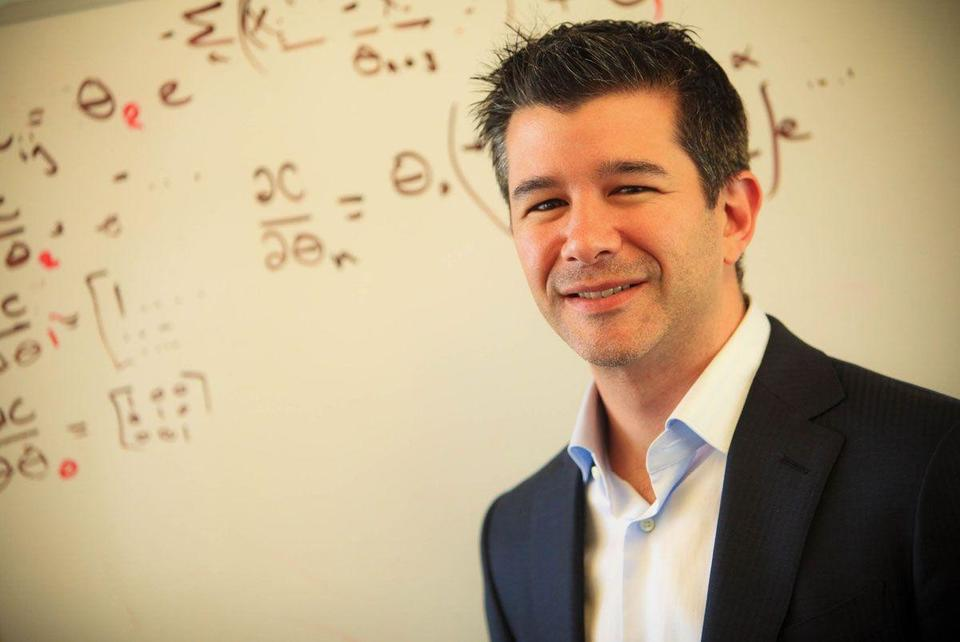 Travis Kalanick sells 20% of his stake in Uber after lockup