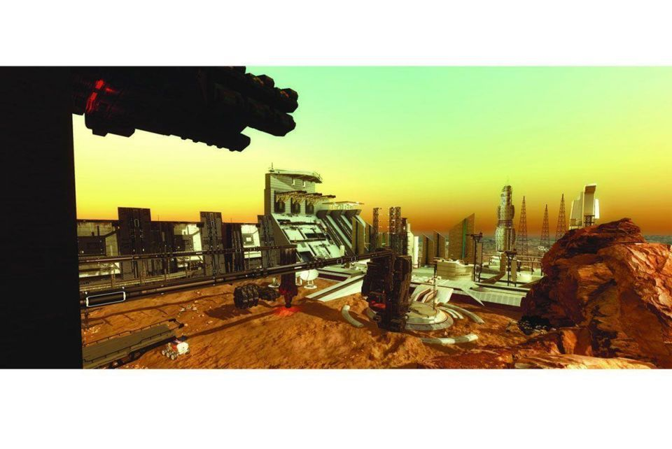 Dubai ruler directs MBRSC to lead Mars 2117 project