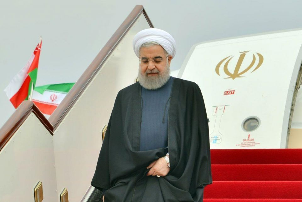 Rouhani warns Saudi Arabia of Iran's 'might'