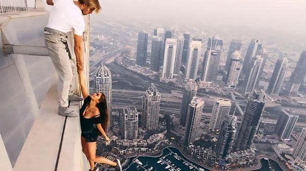Dubai issues high-rise warning to 'selfie adventurists'