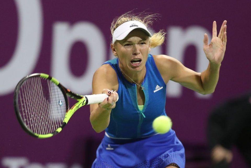 In pictures: Karolina Pliskova takes WTA Qatar Open title in Doha