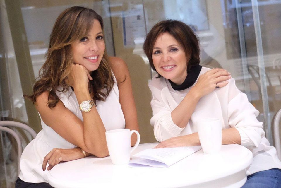 Entrepreneurs of the Week: Mira El Lozi and Rama Mamlouk, co-founders of Circle Café
