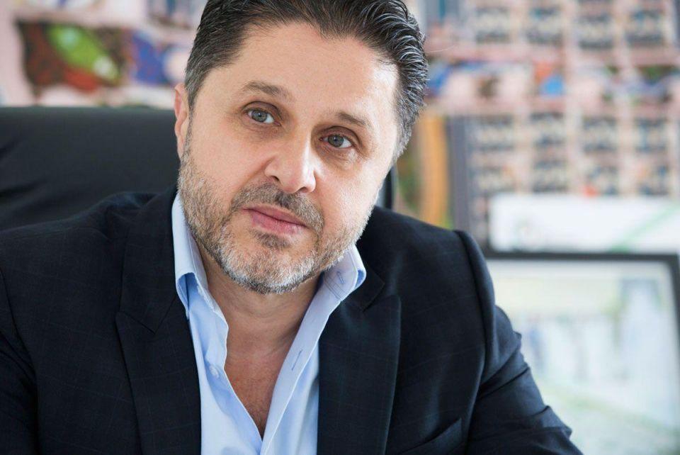 Going green: Diamond Developers CEO Faris Saeed