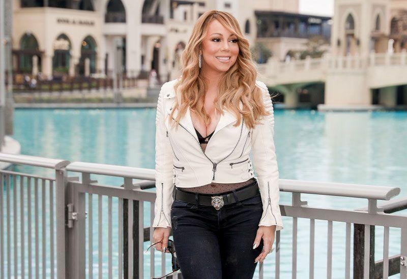 Mariah Carey takes in 'cultural excursion' of Dubai