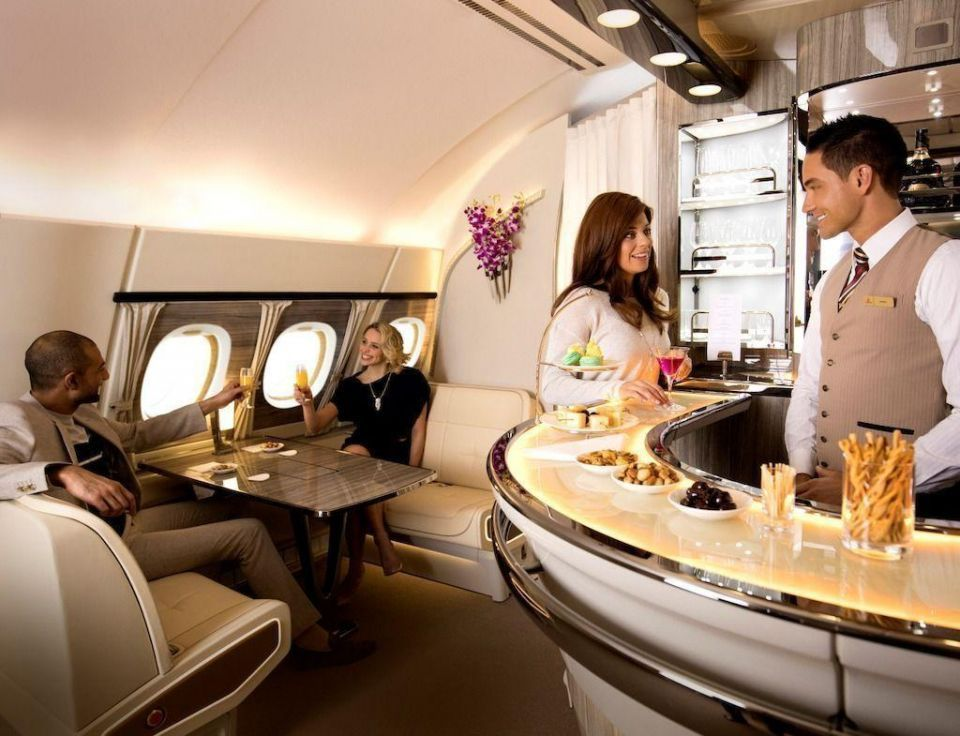 Emirates says to launch new A380, 777 cabin improvements