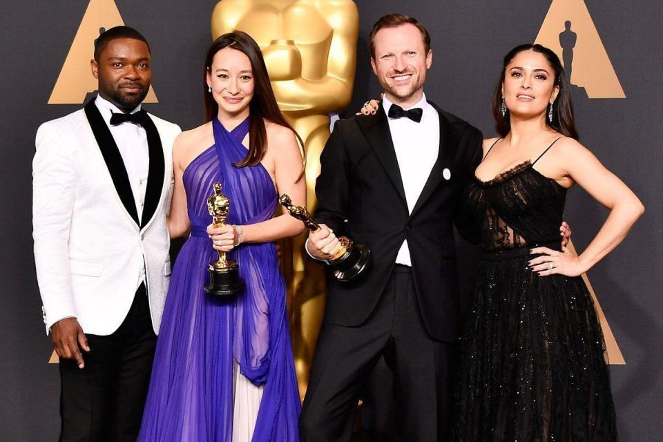 In pictures: All the glitter and glamour at the 89th annual Academy Awards