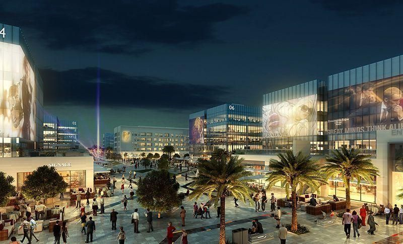 New $350m Dubai 'smart city' set for Q4 2018 completion
