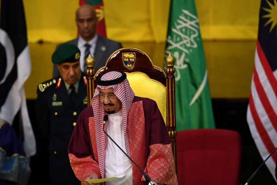 In pictures: King Salman receives honorary degree from Malaysian top university