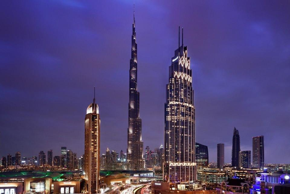 Dubai's Emaar confirms talks to sell 'certain hotels' in portfolio