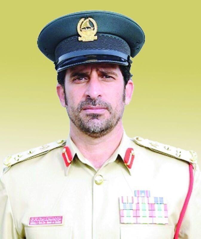 Dubai ruler appoints new chief of police