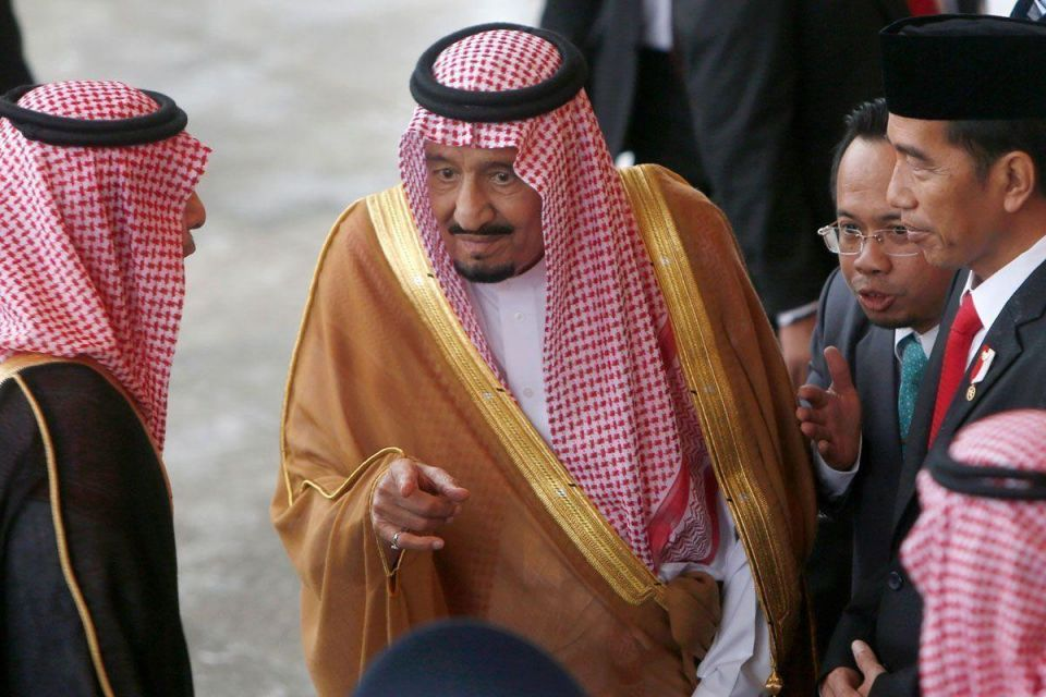 In pictures: Saudi King Salman in Indonesia