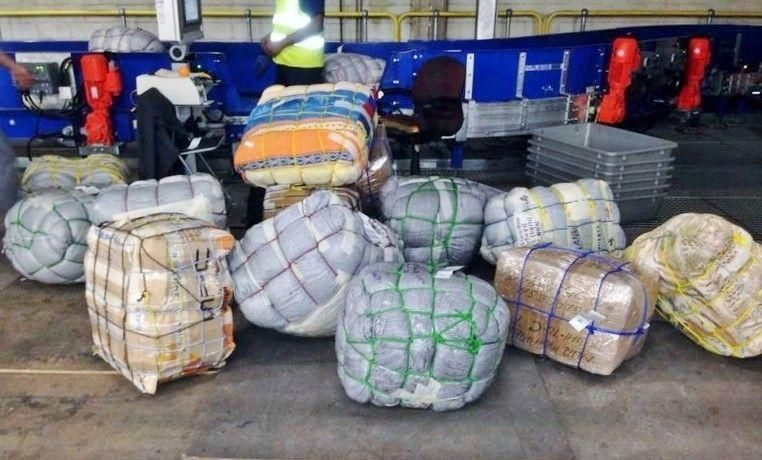 Dubai Int'l says to get tougher on 'irregular' airline baggage