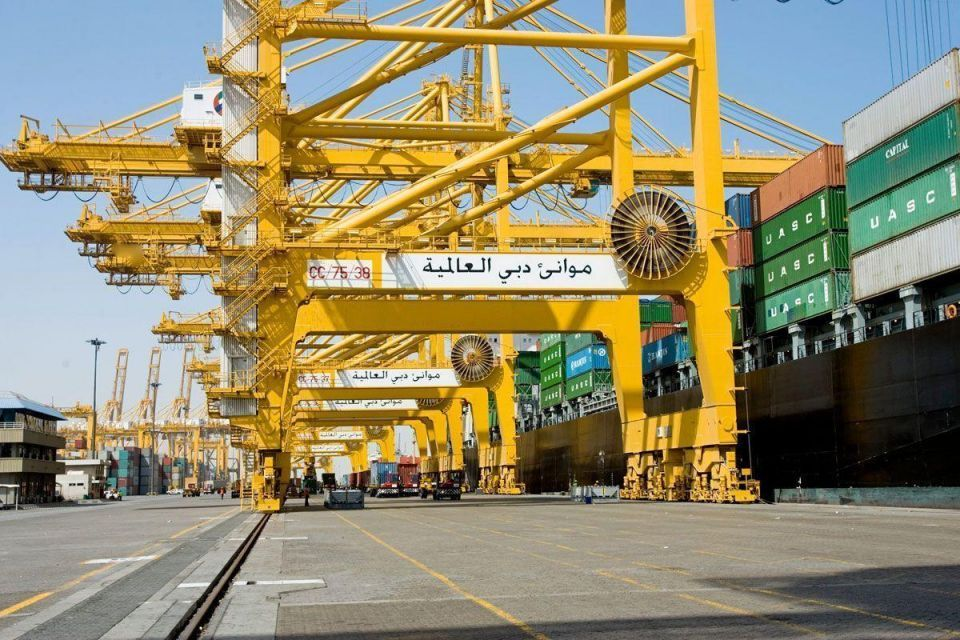 DP World reports 5.7% volume growth in Q1