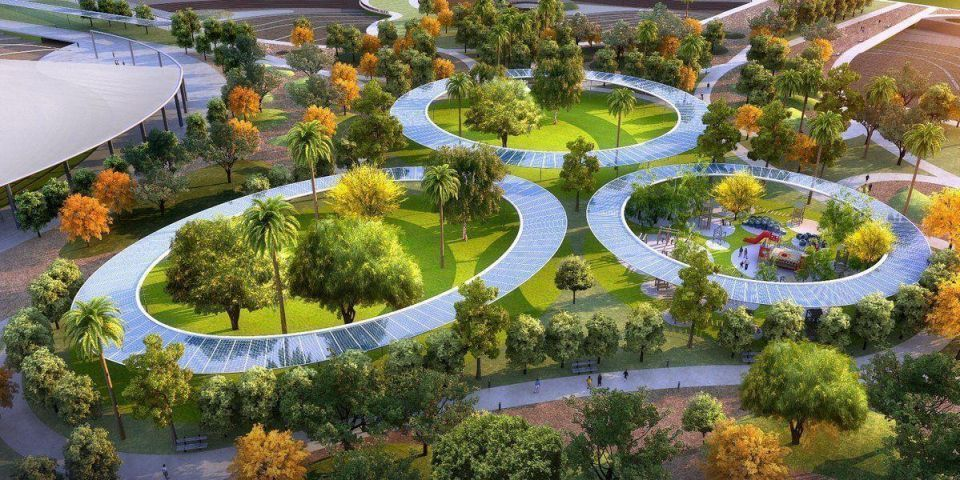 Dubai unveils plan to develop city's largest public park