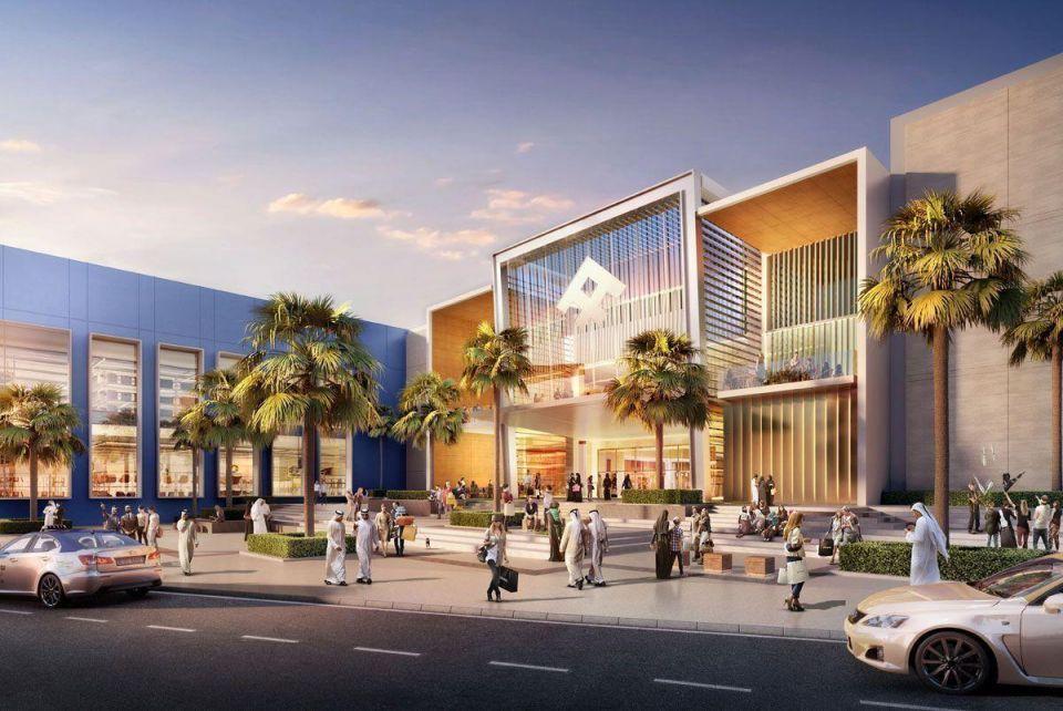 """New """"smart mall"""" to open in Dubai's Jebel Ali"""