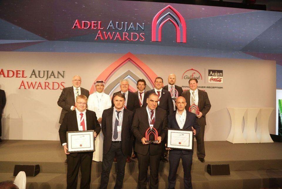 Sheikh Adel Aujan's life celebrated at awards ceremony