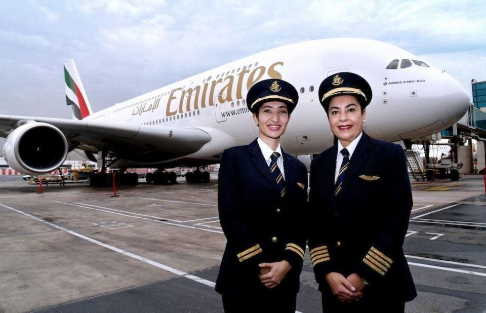 Emirates commits to helping women rise through the ranks