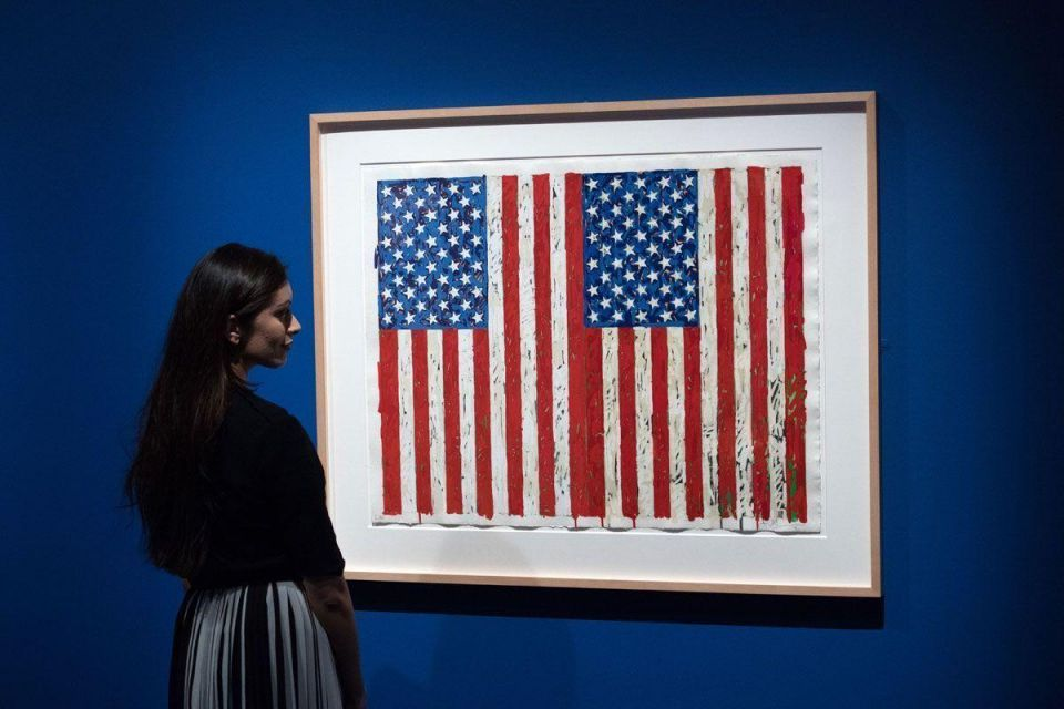 In pictures: British Museum displays The American Dream