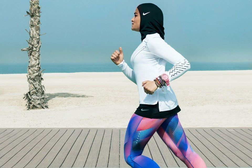 Nike launches hijab for Muslim athletes