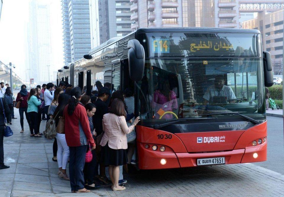 Dubai expands public bus network, improves other routes