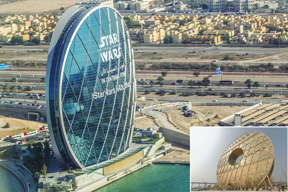 Buildings from around the world that inspire the UAE