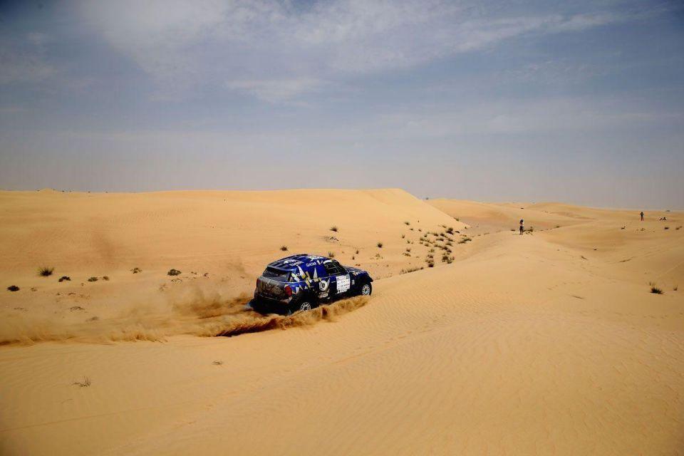In pictures: Dubai International Baja in Al Qudra desert