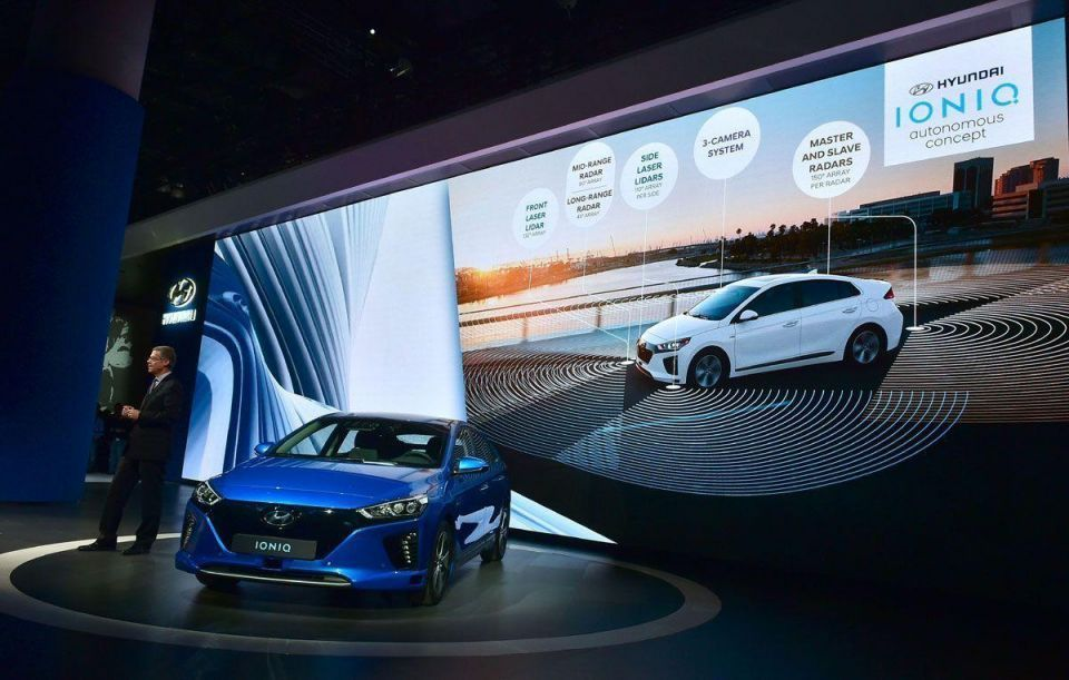 Top ten electric vehicles set to transform the way we drive