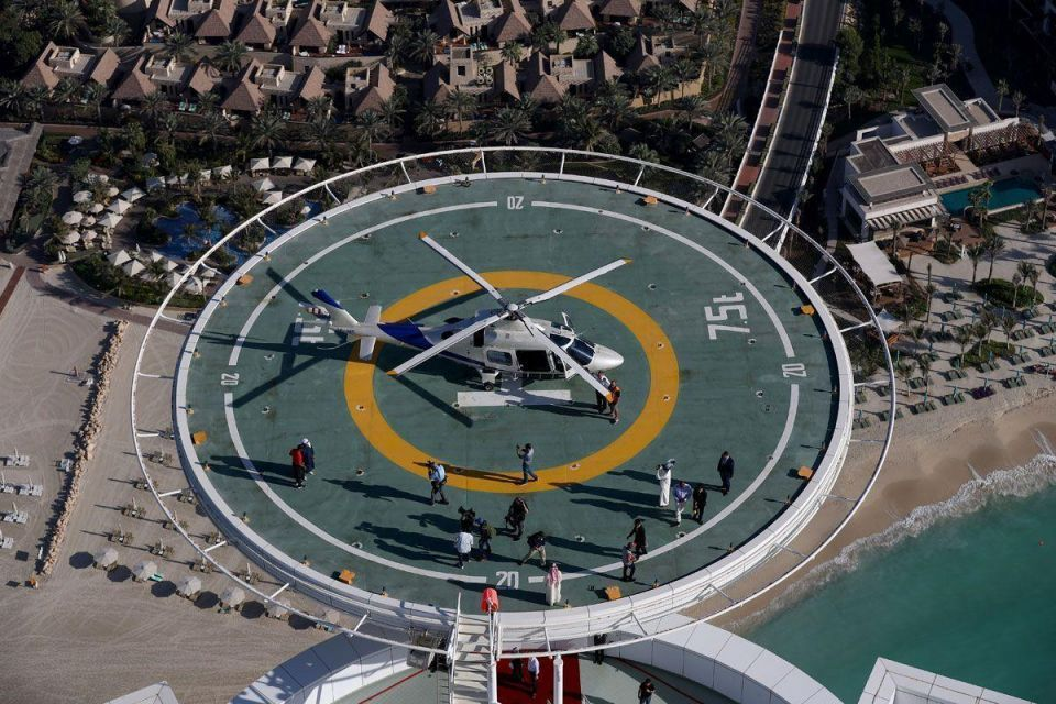 Helipads on UAE skyscrapers exempted from certification