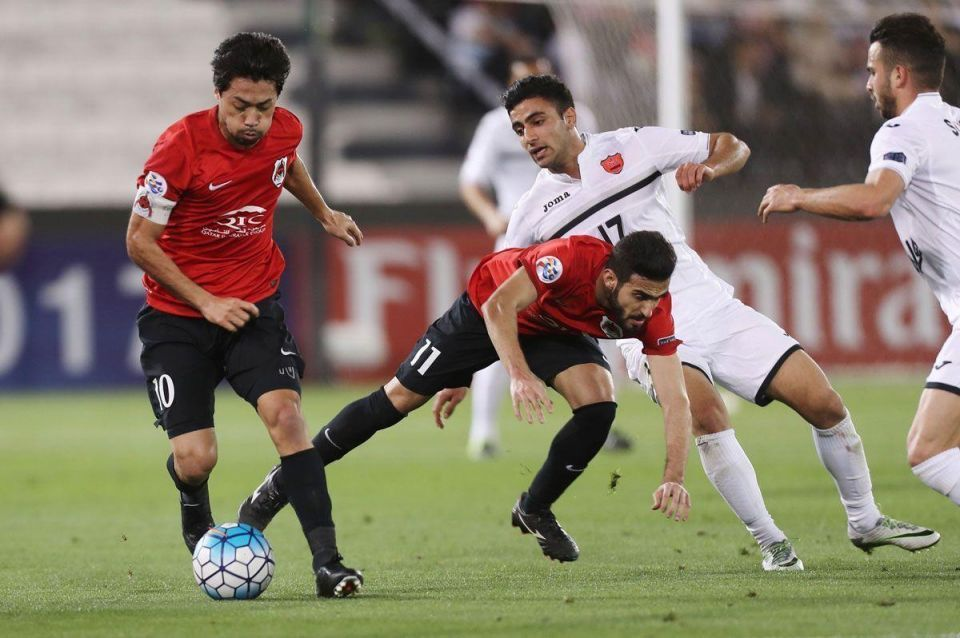 In pictures: Qatar Al Rayyan victory over Persepolis in Asian Champions League