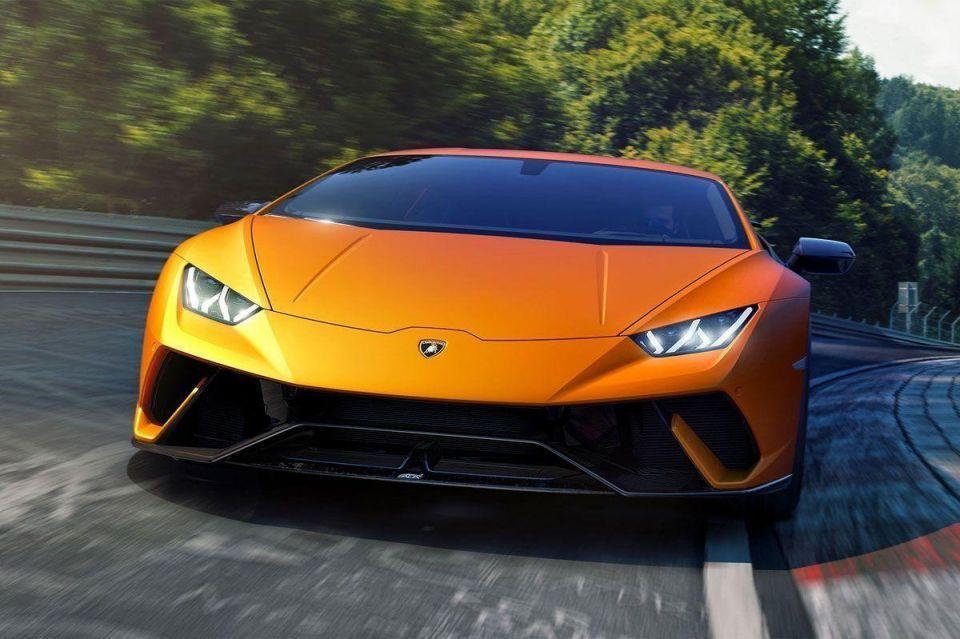 Dubai tourist racks up AED170,000 worth of fines in Lamborghini Huracan