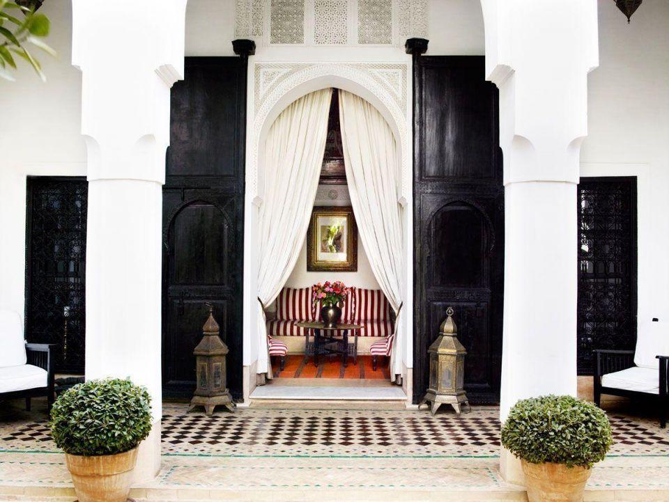 When old meets new: L'Hôtel Marrakech