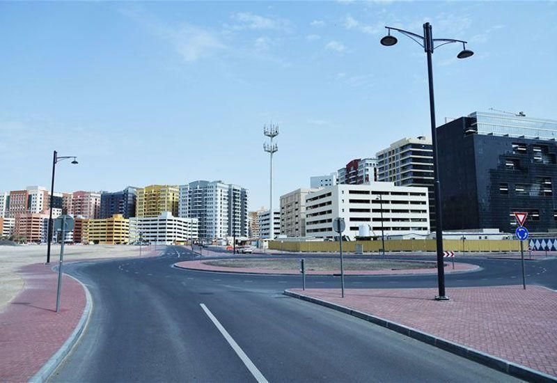 RTA completes construction of roads in 16 residential areas